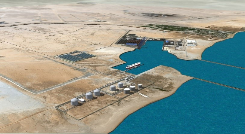 Sonker's Bulk Liquids Terminal: A Vote of Confidence from International Financial Institutions & a Public-Private Partnership Success Story